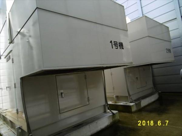 自家発電機 小松 500KW(2台)(売却済み)