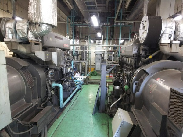 Yanmar 発電機 ヤンマー